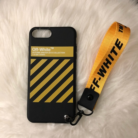 the latest 9dd77 787bd Off-white iPhone case